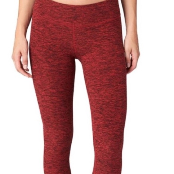 9b8601b42e8bc Beyond Yoga Pants | X Pure Barre Space Dye Leggings | Poshmark